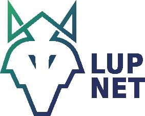 LupNet.pl Logo Administracja Serwerami
